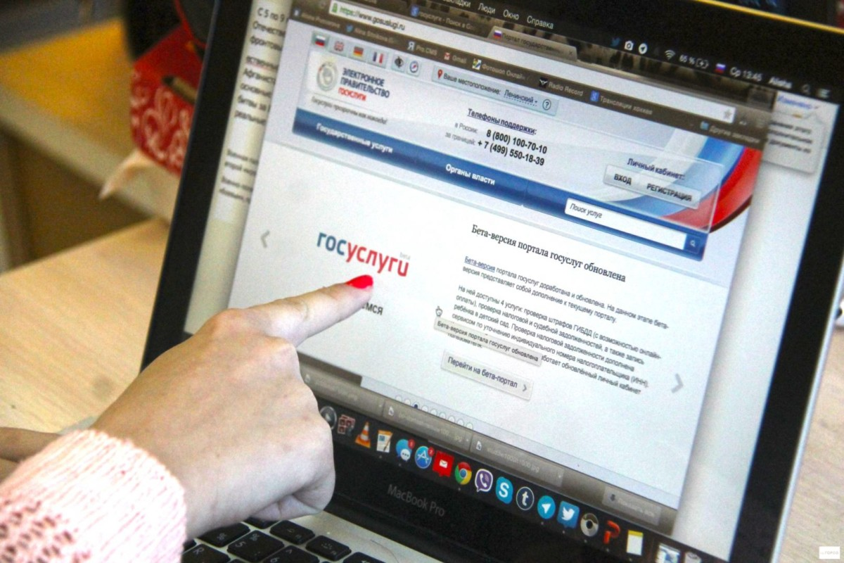 Использование портала позволяет без очереди получить информацию неограниченное количество раз