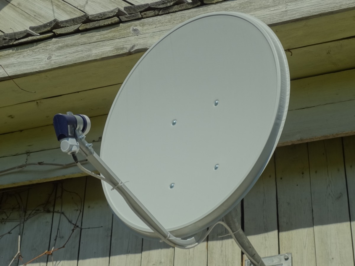 плюсы спутникового телевидения